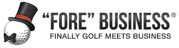 """FORE"" Business logo image"